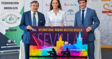 Presentada la III Sevilla International Rowing Masters Regatta